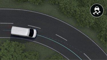 Control de la trayectoria ESC - Renault MASTER Z.E.