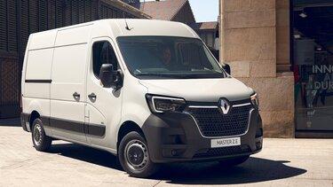 Renault - MASTER Z.E. Services connectés