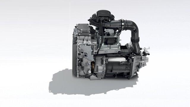 Renault MASTER Z.E. motor eléctrico