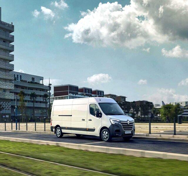 Renault MASTER Z.E. - Elektrische bedrijfswagen