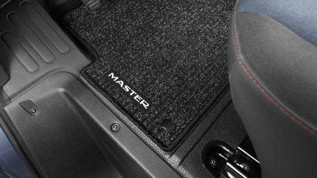 Renault MASTER Z.E Textilfussmatten