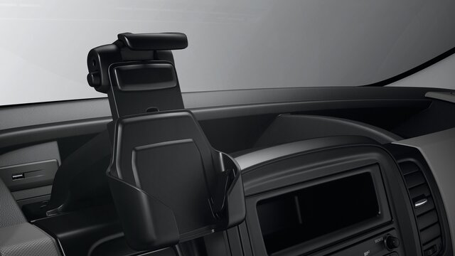 Renault MASTER Z.E Smartphone-Halterung