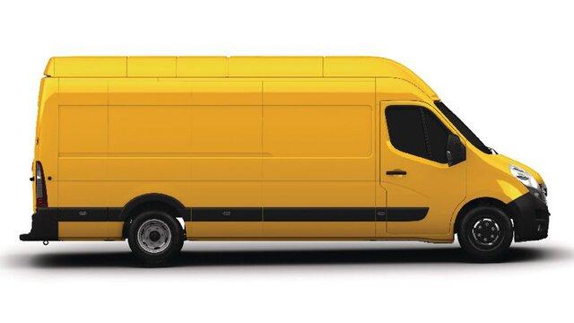Furgone a trazione posteriore Renault MASTER
