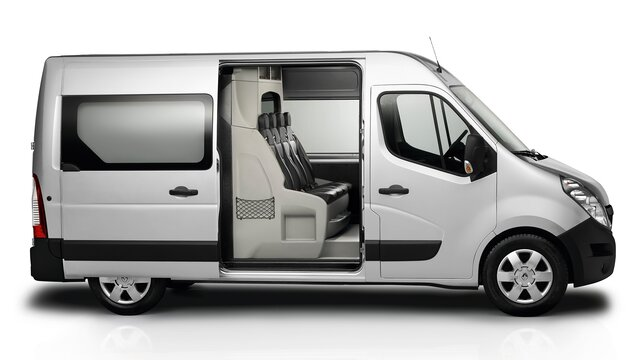 Renault MASTER Double cabine