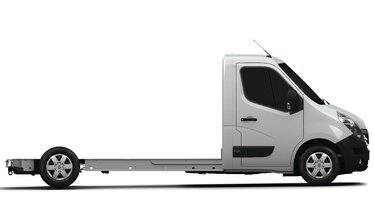 Renault MASTER Open Transport Platform-cabine