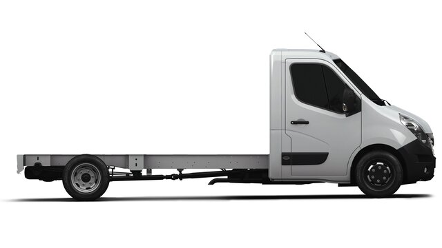 Renault MASTER Open Transport Chassis-cabine