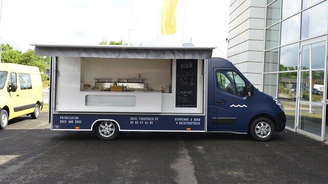 Renault Master foodtruck