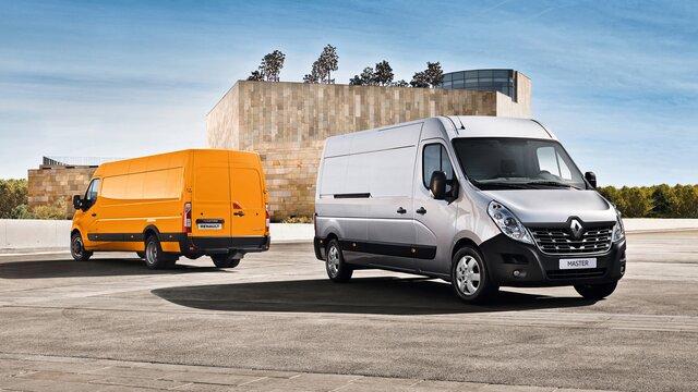 Renault MASTER entdecken