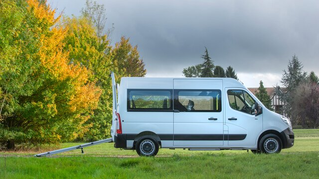 Renault MASTER transport personnes mobilité réduite