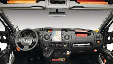 Renault MASTER uitrusting