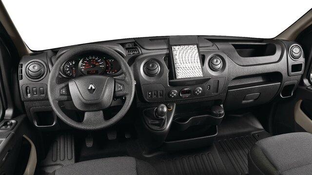 Cabina ottimizzata Renault MASTER