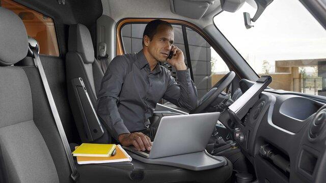 Ufficio mobile Renault MASTER