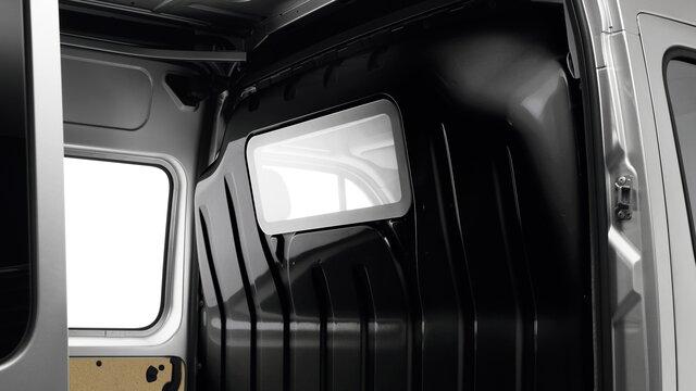 Renault MASTER Z.E Verglaste Trennwand