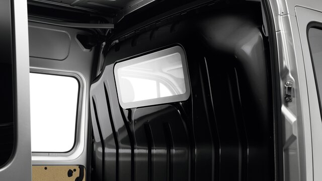 Renault MASTER Tussenschot met raam