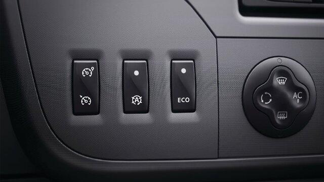 Modalità ECO e Stop & Start Renault MASTER