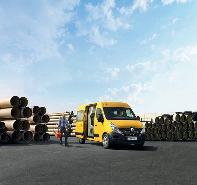 Renault MASTER professionisti