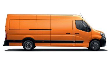 Rear-Wheel Drive Van