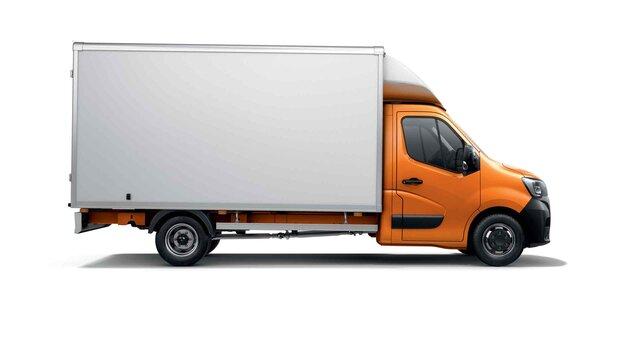 MASTER Large volume van