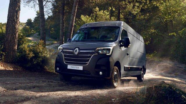 Nouveau Renault MASTER