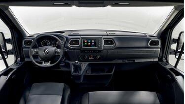 Renault MASTER Open Transport dashboard
