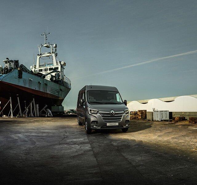 Dodávka Renault MASTER