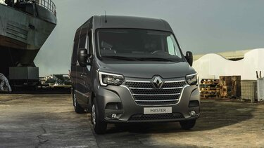 Nya Renault MASTER