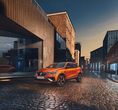 Renault ARKANA SUV Coupé Hybrid