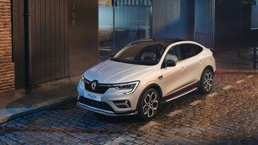 Hibridni športni terenec Megane Conquest – zunanjost – Renault