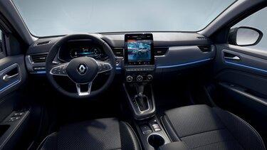 Športni terenec Renault Megane Conquest E-TECH hibrid – MULTI-SENSE