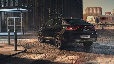 Športni SUV MEGANE Conquest – zunanjost – zadnja stran – Renault