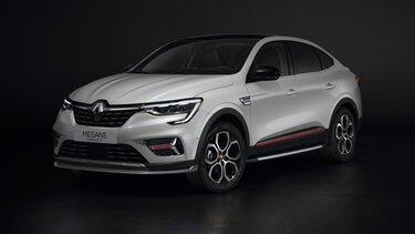 Paket vanjskog izgleda - crvena –  Renault Megane Conquest
