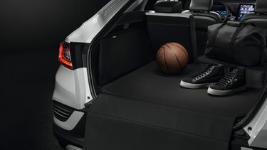 Zaščita prtljažnika – dodatna oprema za športni terenec Renault Megane Conquest