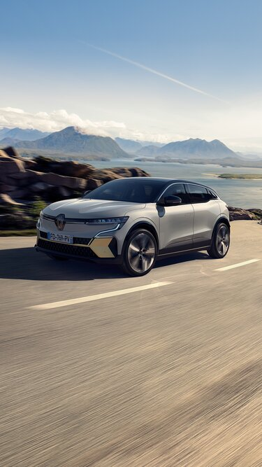 All-new Renault Megane E-Tech 100% electric - compact body