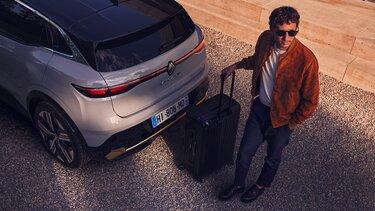 Nouvelle Renault Megane E-Tech electric - autonomie long trajets