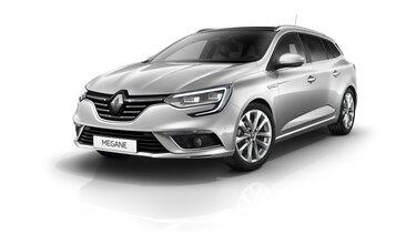Renault MEGANE Sport Tourer в 3d сиво