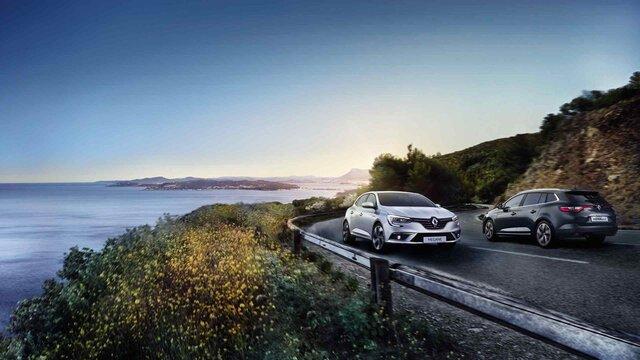 Renault MEGANE Grandtour akcesoria