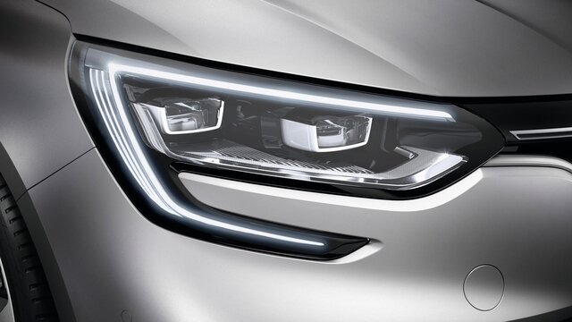 Renault MEGANE Sport Tourer headlight
