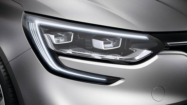 Renault MEGANE Sport Tourer headlight