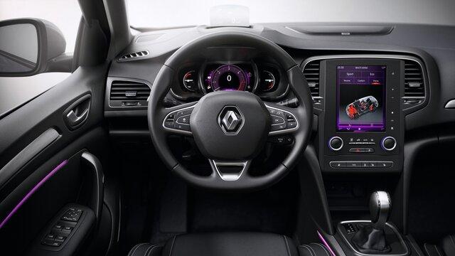 Renault MEGANE Grandtour Kierownica