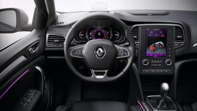 Volant vozu Renault MEGANE Grandtour