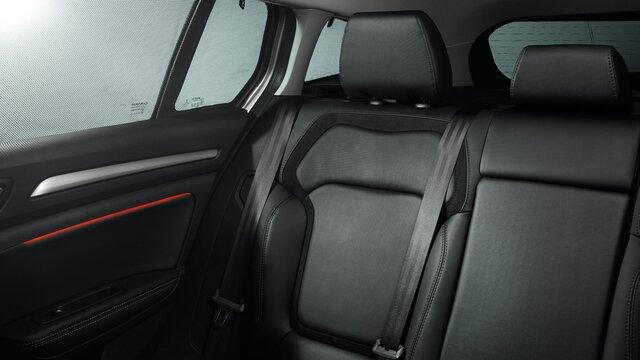 Renault MEGANE Grandtour sièges passagers arrière