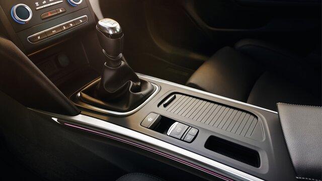 Vysoce kvalitní materiály vozu Renault MEGANE Grandtour