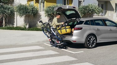 All-New MEGANE Sport Tourer accessories