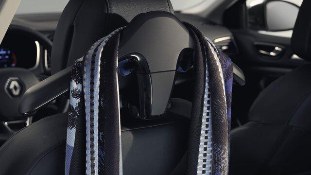 Der Neue MEGANE Grandtour - Multifunktions-Kopfstützensystem