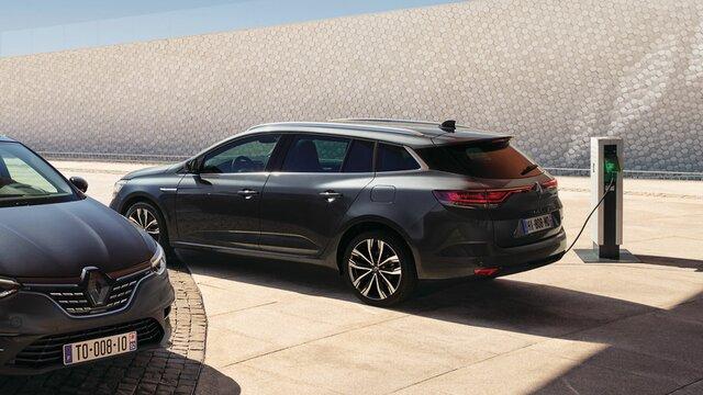 Renault MEGANE Grandtour – der aufladbare Hybrid