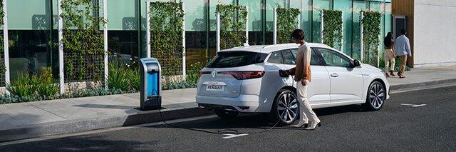 Renault MEGANE Estate E-TECH -  hybride rechargeable