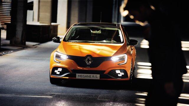 Renault – MEGANE R.S.