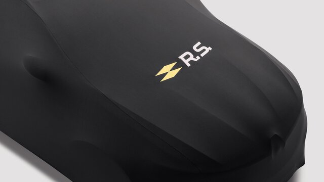 Renault - MEGANE R.S. - Accessories - R.S. body protective cover