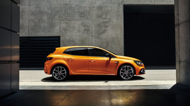 Renault – MEGANE R.S. – Design