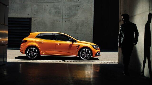 Renault - MEGANE R.S. - Vzhled